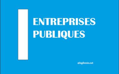 Entreprises publiques au Bénin: un nouveau cadre juridique en vigueur