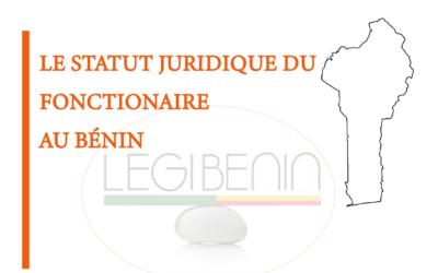Le fonctionnaire au Bénin et les activités privées