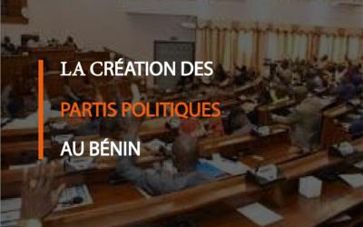 Création d'un parti politique au Bénin: ce qu'il faut savoir