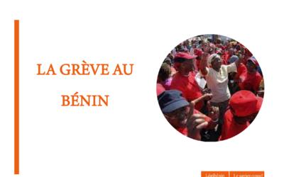 La grève au Bénin: quel régime juridique?