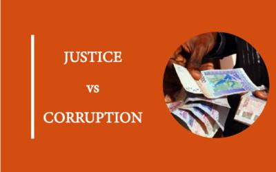 Corruption au sein de la justice: quand l'argent dit le droit…