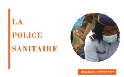 Police sanitaire: missions et moyens de répression