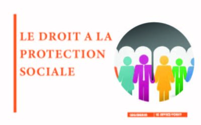 Protection sociale et rôle de l'Etat