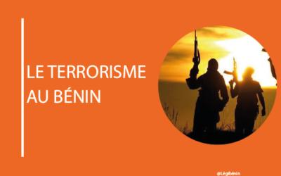 Le terrorisme au Bénin: que comprendre ?