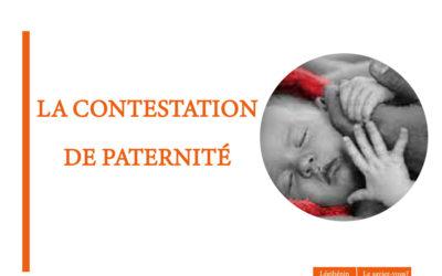 La contestation de paternité en droit béninois