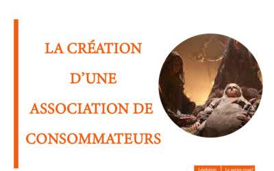 La création d'une association de consommateurs au Bénin