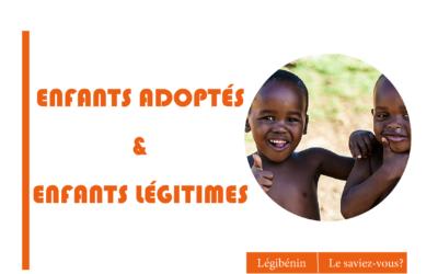 L'enfant adopté a-t-il les mêmes droits que l'enfant légitime ?