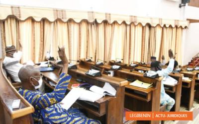 Bilan législatif 2020 : les 38 lois adoptées au parlement