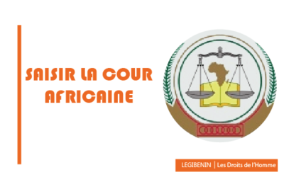 Saisir la Cour Africaine en 2021: quelles perspectives?