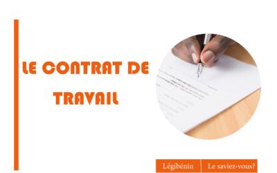 Le contrat de travail : comment envisager sa fin?