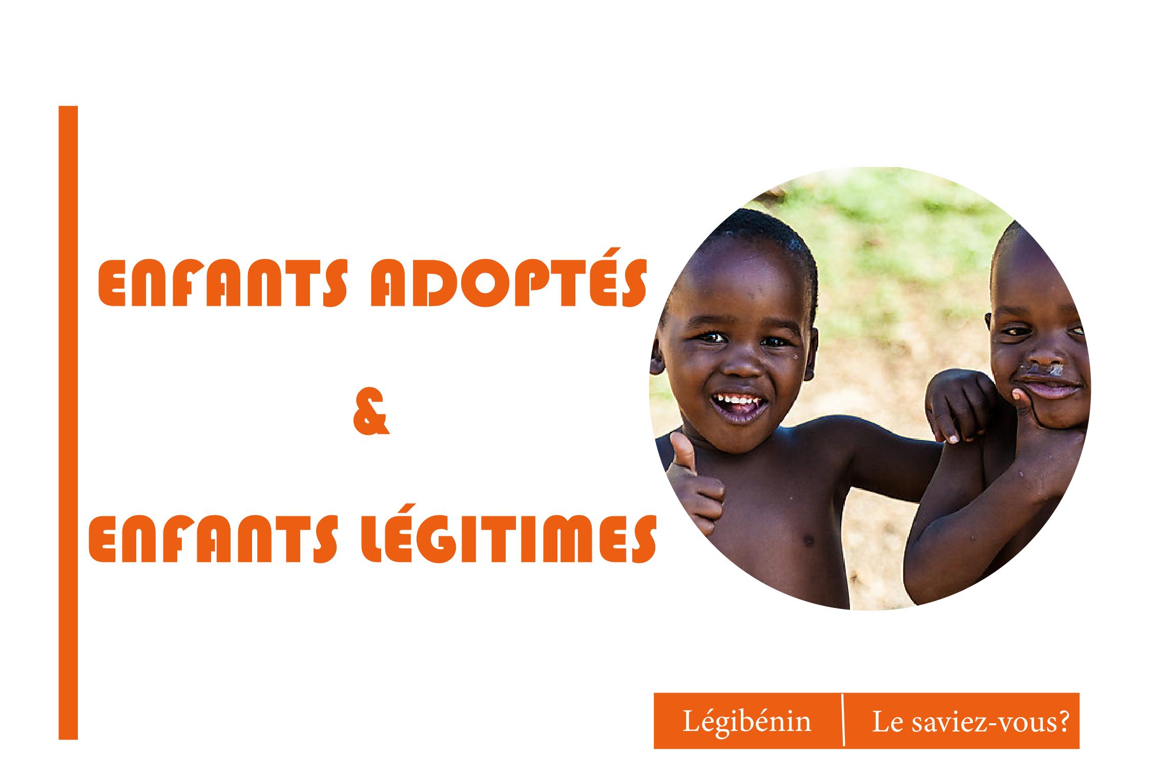 Adoption d'un enfant