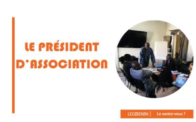 Président d'association: profil, rôle, missions, rémunération…