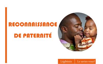Reconnaissance de paternité: que disent vraiment les textes?