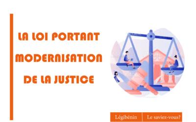 Modernisation de la justice : le Bureau d'orientation des usagers